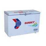 Tủ đông Sanaky 569L VH-5699W1, 2 ngăn đông và mát