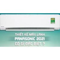 Thiết kế máy lạnh Panasonic 2021 có gì đặc biệt?