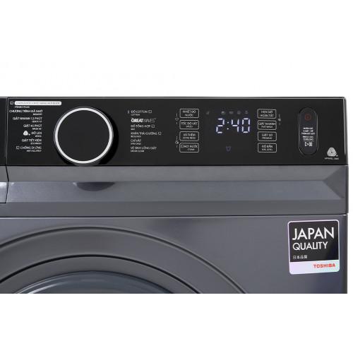 Máy giặt Toshiba Inverter 9.5 Kg TW-BK105G4V(MG) Mới 2020